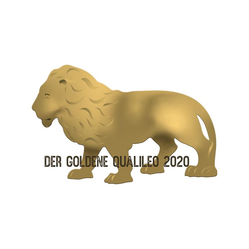 Logo Der Goldene Qualileo 2020